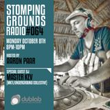 Stomping Grounds Episode 064 w/Special guest Master Kev - 10/8/18