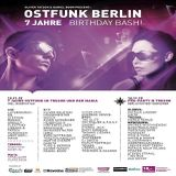 Patrick Lindsey @ Ostfunk Berlin 7 Jahre Pre-Party - Tresor Berlin - 12.11.2010