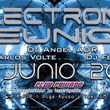 Sesión ELECTRONIK REUNION live 18 06 2016 Barbieri 7