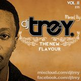The New Flavour: Vol. 2 - Mixed By Dj Trey (2013)