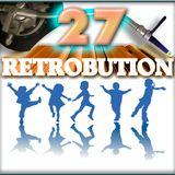 Retrobution Volume 27, late 90's early 2000 Rap & RnB 88 to 101 bpm