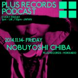030: Nobuyoshi Chiba - PLUS RECORDS PODCAST [Nov 14, 2014]