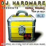DJ Hardware - Phunky Breaks from the Vault II (Continuous DJ Mix) 1997 CD