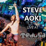 Steve Aoki @ Medusa Sunbeach Festival (Cullera, 11-08-17)