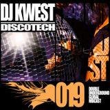 Doubleunderground Mixcast 019 - DiscoTech