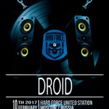 DROID @ Hard Force United And Friends Winter Session