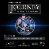 Journey - 52 guest mix by Atom & Evil ( Sri Lanka ) on Cosmos Radio [07.03.18]