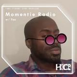 Momentie Radio w/ Yao - 7/12/2017