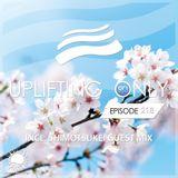 Ori Uplift - Uplifting Only 218 with Shimotsukei