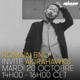 Romain BNO invite Akirahawks - 20 Octobre 2015