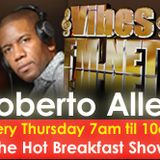 The Reggae Calling Hot Breakfast Show.