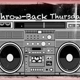 Throwback Thrusday RnB 12-03-15