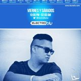Cales & Mr Hyde Live @ ElectroBlu by Blu National Radio Colombia - 10/15