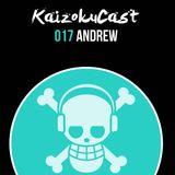 KaizokuCast 017 - Andrew (Chile)