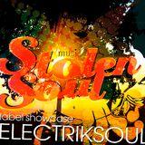 Electriksoul @ Impressive Sounds on Radio Nova!Episode 009