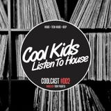 Coolcast #002 - Mixed By Tony Puerto