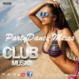 PartyDanceMixes TV ♦ Club Dance Music Mashups Megamix ♦ EDM Remixes Of Popular Songs ♦ 19-10-17