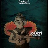 LosBikini @ Evaristo Club, 11-10-2015