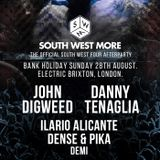 John Digweed (Bedrock Music) @ South West More After Party, Electric Brixton - London (28.08.2016)