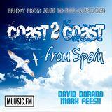 COAST 2 COAST From Spain - MUUSIC.FM - N3