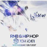 LIVE: RNB & HIP HOP Party /w JOSH SOMEN 26.7.2017 BYBLOS - Croatia