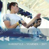 Fictive & Basher & Kiracha - Hardstyle 2017 Yearmix