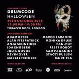 Adam Beyer & Friends - Drumcode - Tobacco Dock  - @ London, England - Oct 2016