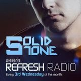 Solid Stone  -  Refresh Radio 028 on DI.FM  - 13-Nov-2014