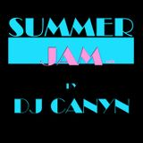 Summer Jam Mix By Dj Canyn