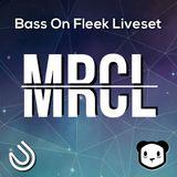 MRCL @ Bass On Fleek Zomboy Warm Up (liveset)