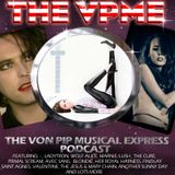The Von Pip Musical Express Podcast - July 2013