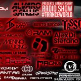 Antar Guest Mix - Alvaro Santis Trance World