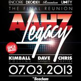 Chris Fortier & Dave Cannalte - AAHZ Legacy 2013 (Intro Preview)