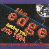 Slipmatt The Edge 'Bringing in the New Year' 31st Dec 1993