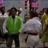 Saturday night slow dancing