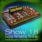 Exotica Remix Project by DJ Tiki Brian (Hawaiian, Exotica, Tiki Music Remixed)