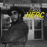 DJ I Rock Jesus Presents Salute DJ Kool Herc ( Classic Breaks )