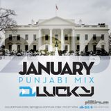 DJ Lucky - January 2016 Punjabi Bhangra Mix