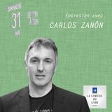 30ème édition de la Comédie du Livre - Entretien avec Carlos Zanón