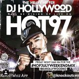 @DJHollywoodKo Set On Hot 97 4th of July 97-Hour All Mix Weekend