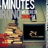 24 minutes chrono - Radio Campus Avignon - 10/10/12