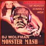 DJ Wolfman Monster Mash October 2012