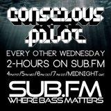 SUB FM - Conscious Pilot - June 29, 2016