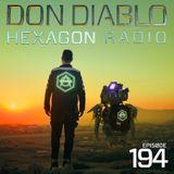 Don Diablo : Hexagon Radio Episode 194