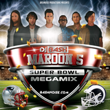 DJ Bash - Maroon 5 Super Bowl Megamix