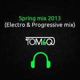 DJ TOMEQ - ELECTRO SPRING MIX (2013)