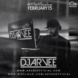 #MixMondays FEBRUARY 2015 @DJARVEE
