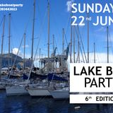 NIKO DEEJAY Live @ LAKE BOAT PARTY IV Edition 2013 - Lago Maggiore ITALY
