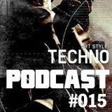 Art Style: Techno | Podcast #015 : A-HVICH