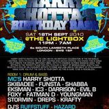 DJ Heist and Harry Shotta Xtravagance Drum N Bass Mix 2010